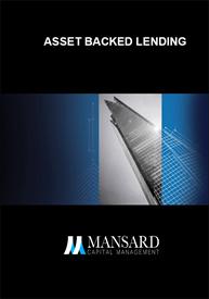 Asset Backed Lending